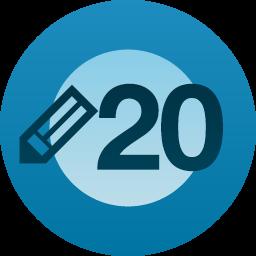 20 Posts